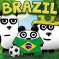 3 Pandas di Brasil