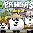 3 Pandaer i Japan 2