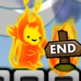 Adventure Time Games: Flambo's Inferno