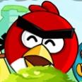 Angry Birds бомбардировщик Птица
