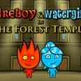 Fireboy and Watergirl 1 Лесной храм