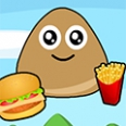 Pou Food Caça