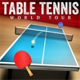 Tournée mondiale de tennis de table