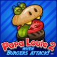 Papa Louie 2 When Burgers Attack
